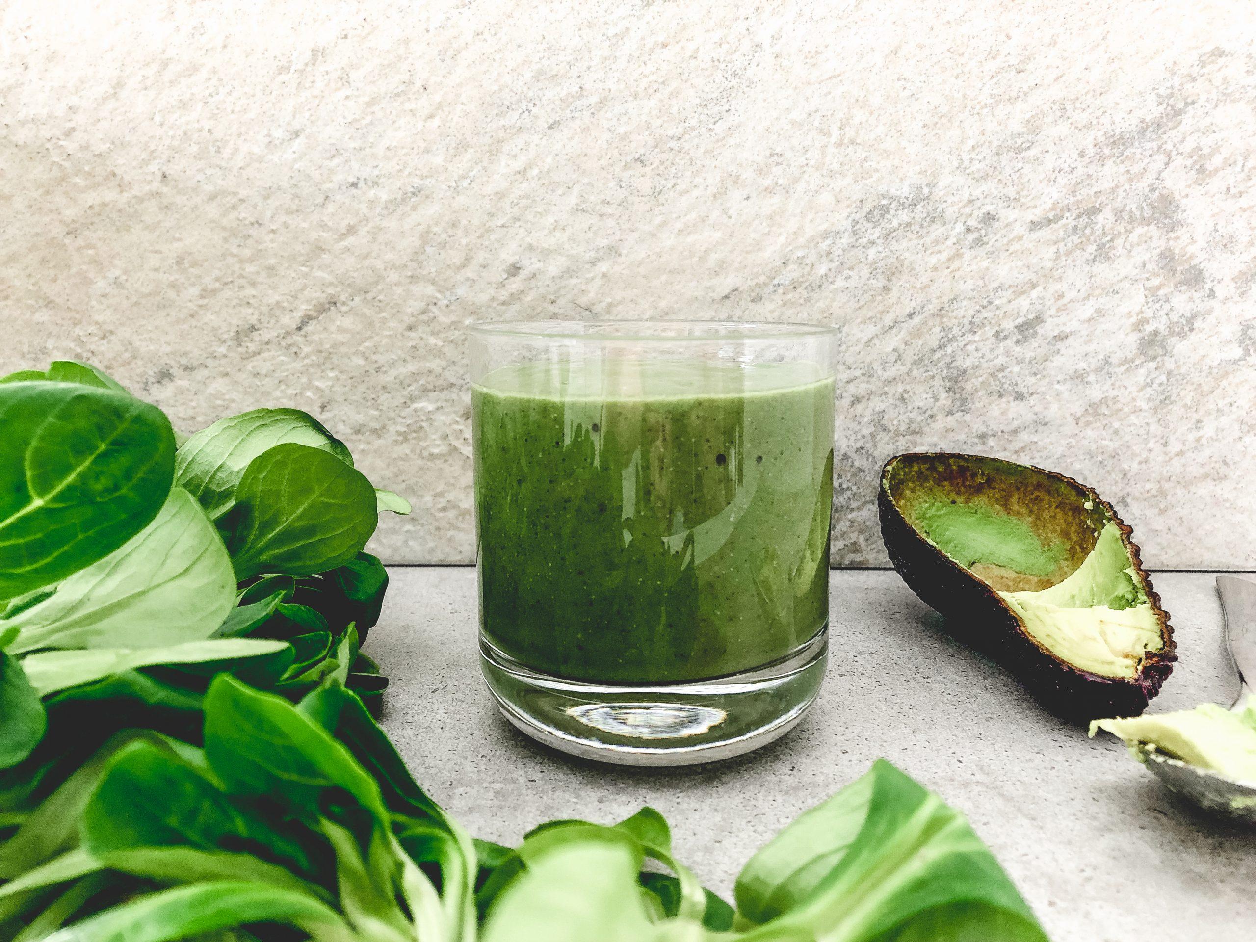 Verdauungsprobleme durch grüne Smoothies