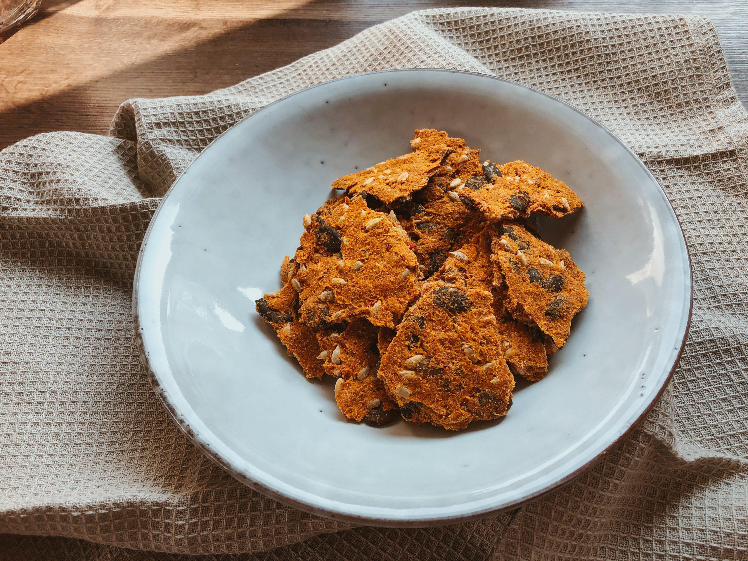 Karotten-Cracker